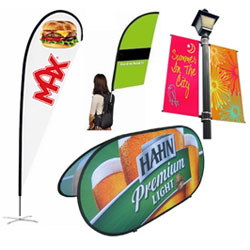 Flags & Stands